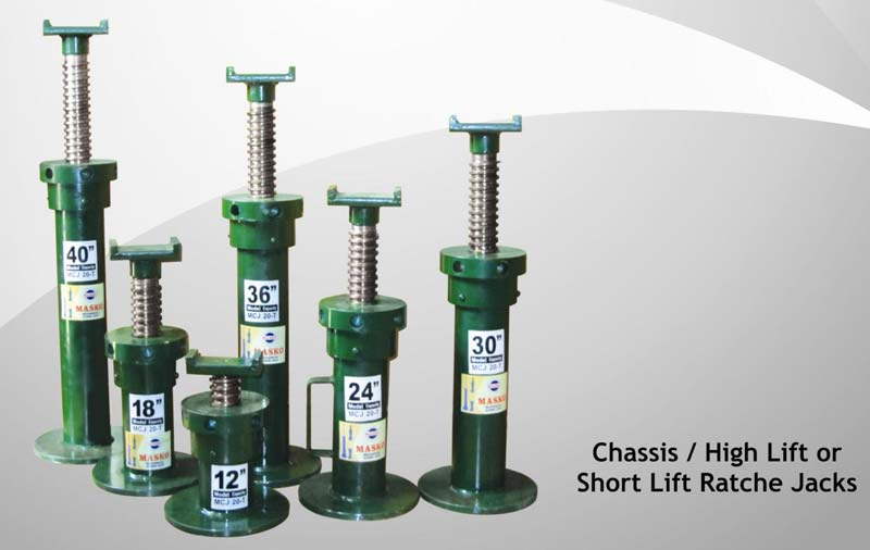 Chassis Screw Jack,Automobile Screw Jack Suppliers from Gujarat